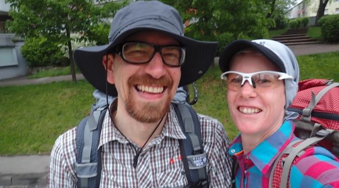 Test Wanderung im Schwarzwald